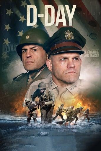 D-Day: Battle of Omaha Beach Poster
