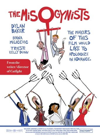 Poster of The Misogynists