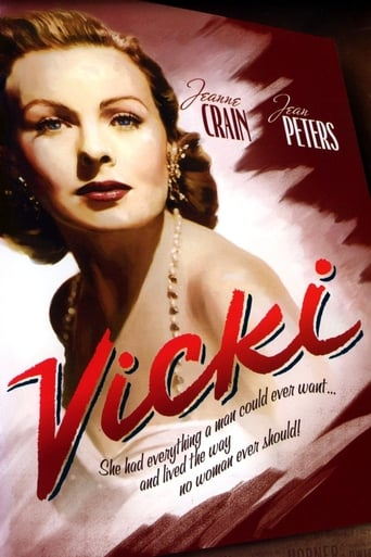 Poster of Vicki