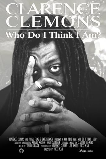 Poster of Clarence Clemons: Who Do I Think I Am?