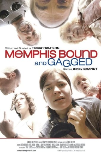 Poster of Memphis Bound... and Gagged