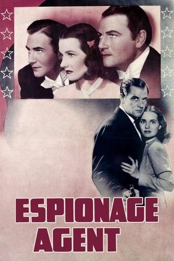 Poster of Espionage Agent
