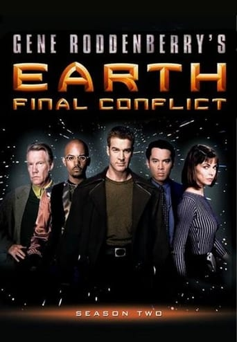 Earth: Final Conflict Poster