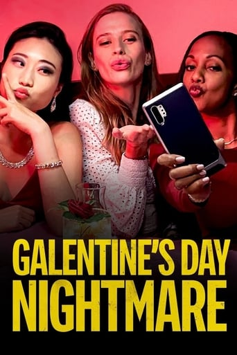 Galentine's Day Nightmare Poster