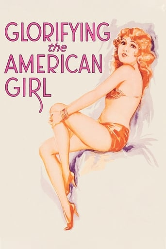 Poster of Glorifying the American Girl