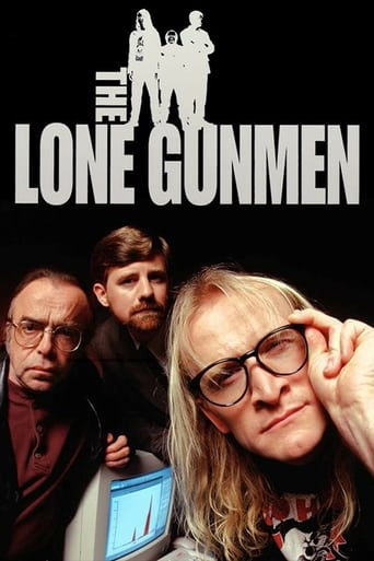 Poster of The Lone Gunmen