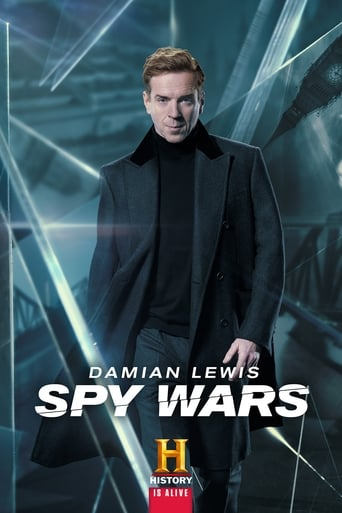 Poster of Damian Lewis: Spy Wars
