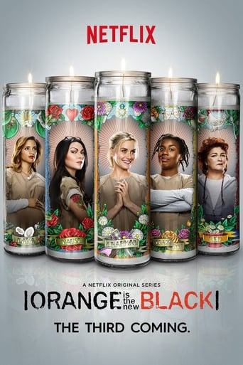 Oranžinė - tai nauja juoda / Orange Is The New Black (2015) 3 Sezonas