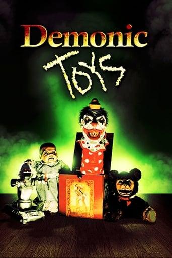 Poster of Demonic Toys