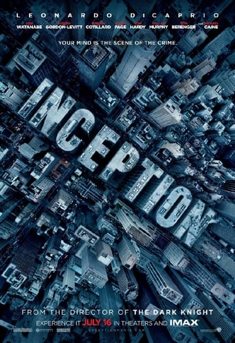 Inception: Jump right into the action