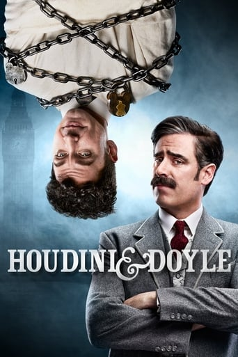 Poster of Houdini & Doyle