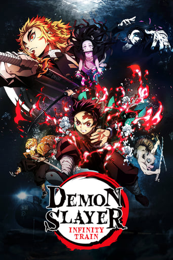 Poster Demon Slayer The Movie: Mugen Train