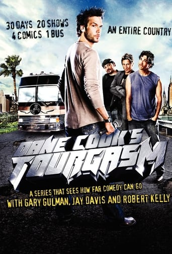 Poster of Dane Cook's Tourgasm