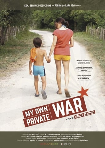 My Own Private War Movie Poster