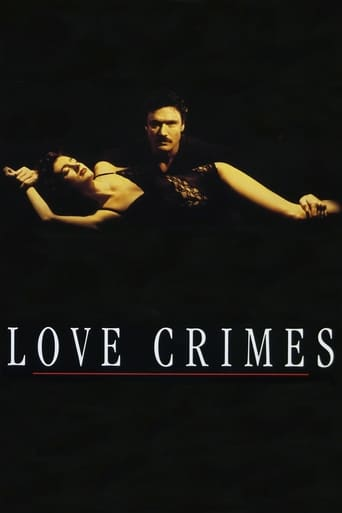 Poster of Love Crimes fragman