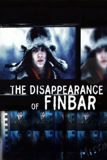 Poster of The Disappearance of Finbar
