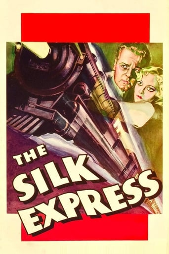 Poster of The Silk Express