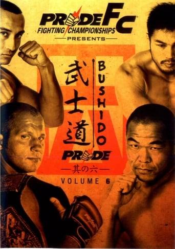 Pride Bushido 6