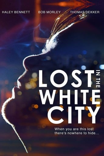 Poster of Lost in the White City