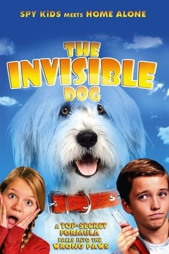 Poster of Abner, the Invisible Dog