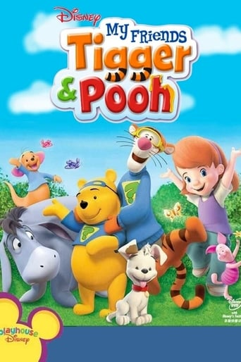 Poster of My Friends Tigger & Pooh