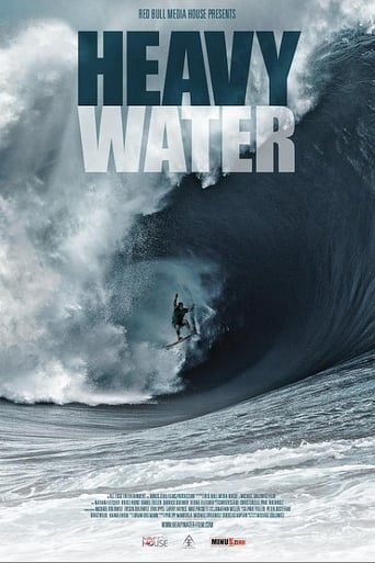 Heavy Water The Acid Drop Movie Poster