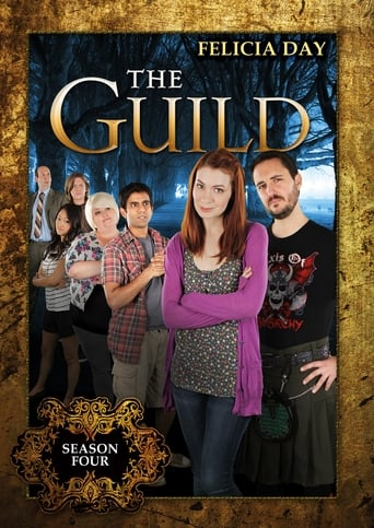 Poster of The Guild - Season 4