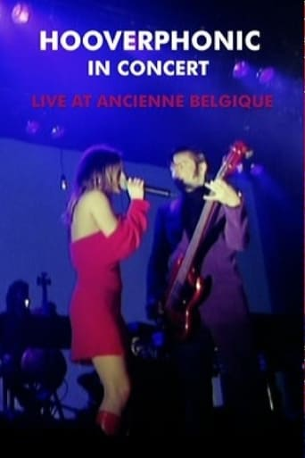 Hooverphonic: Live at Ancienne Belgique