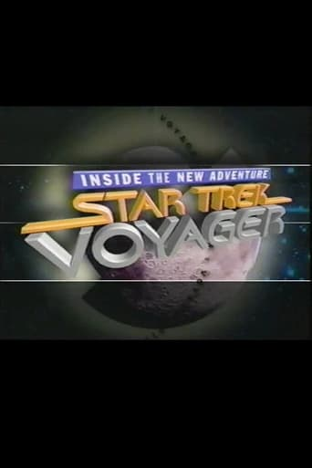 Poster of Star Trek: Voyager - Inside the New Adventure