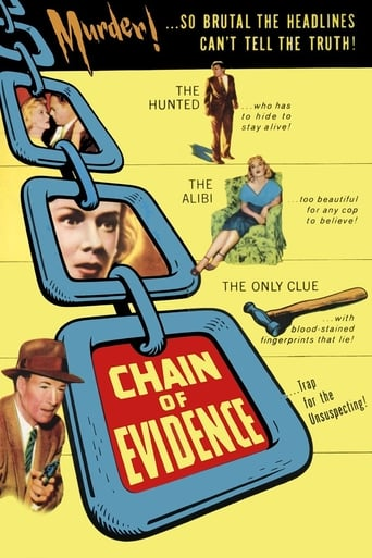 Poster of Chain of Evidence