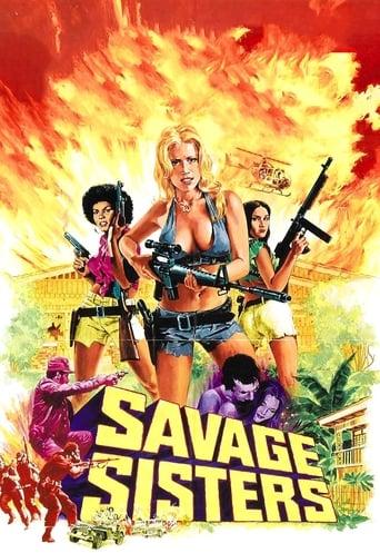 Poster of Savage Sisters