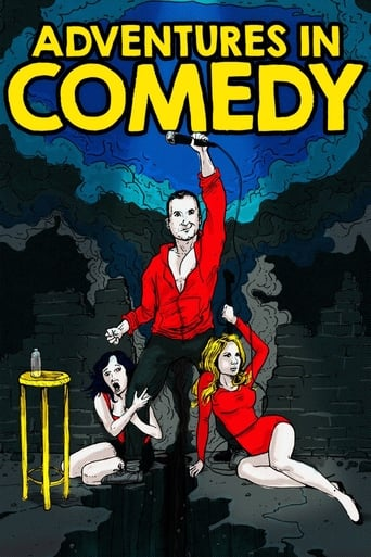 Poster of Adventures in Comedy