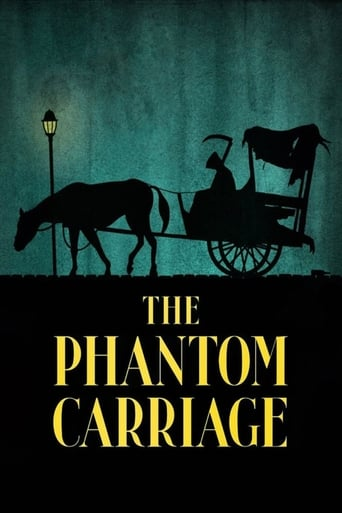 Watch The Phantom Carriage Online