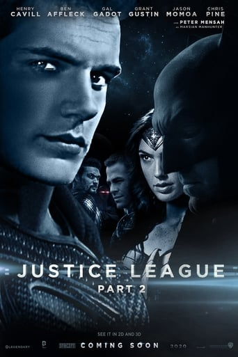 Poster of Justice League 2