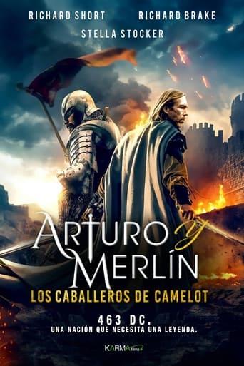 Arturo y Merlín: Caballeros de Camelot