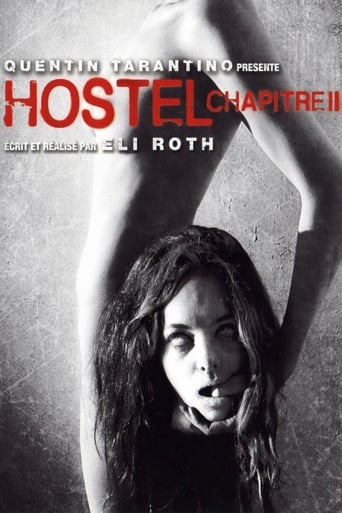 Poster of Hostel, chapitre II