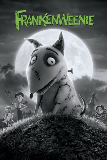 Poster of Frankenweenie