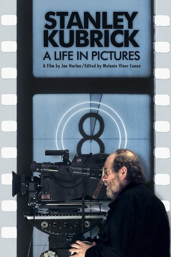 Poster of Stanley Kubrick: A Life in Pictures