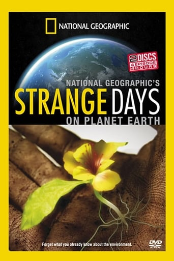 Poster of Strange Days on Planet Earth