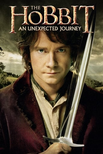 Poster of The Hobbit: An Unexpected Journey