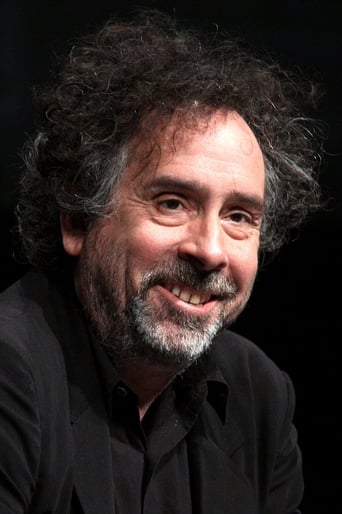 Image of Tim Burton