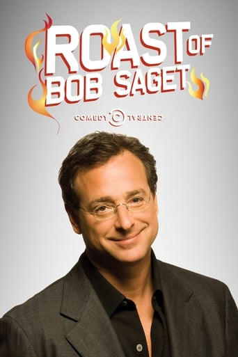 Poster of Comedy Central Roast of Bob Saget
