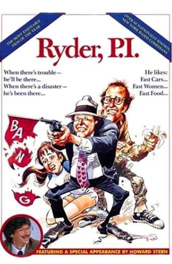 Poster of Ryder P.I.