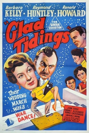 Poster of Glad Tidings