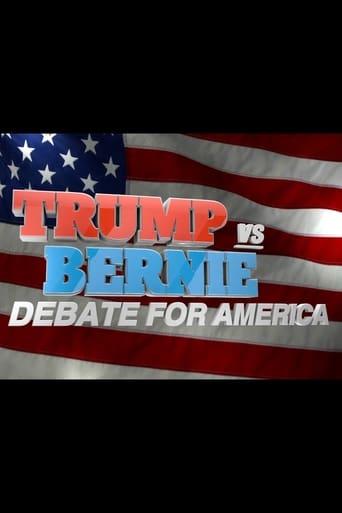 Poster of Trump vs. Bernie: Debate for America