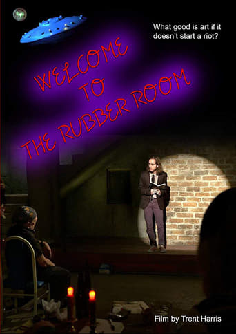 Poster of Welcome to the Rubber Room