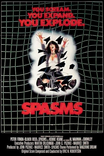 Poster of Spasms