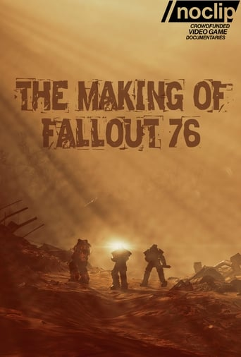 The Making of Fallout 76 Movie Poster