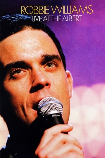 Robbie Williams: Live at the Albert