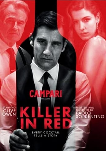 Poster of Killer in Red